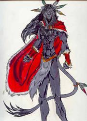 A warriors spirit by darklion
