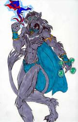 Force Gatherer by darklion