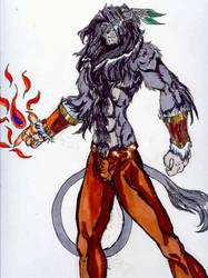 Rogueish by darklion