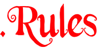 Rules by Haarmades