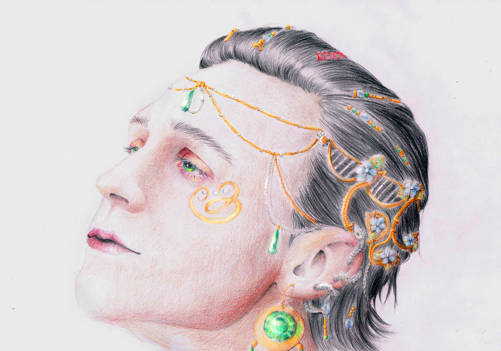 Overly Complicated Loki by Hikaru-Amuto-fan