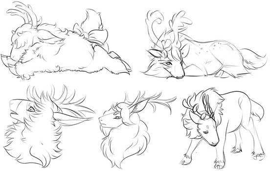 Bep Sketches