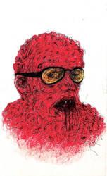 Mr. Strawberry wants your blood by trzytrzy