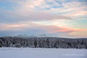 Pastel Skies by blackraven15