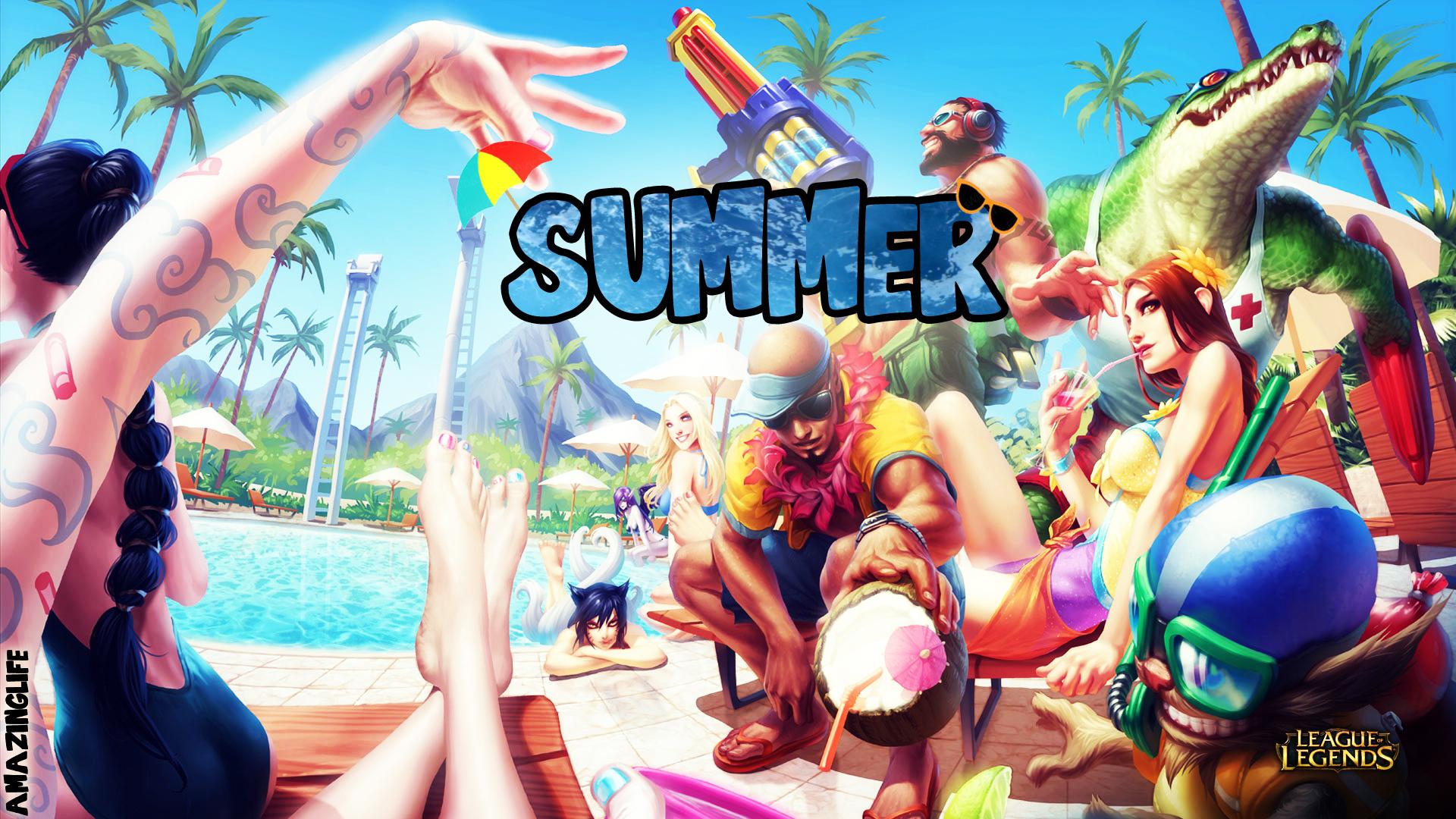 lol summer