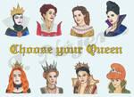 Evil Queens