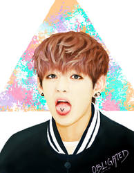Taehyung by Obligated