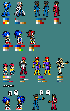 Jump Ultimate Stars Shenanigans by Pixelated-Dude