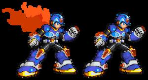 Command Mission Megaman X MvC