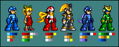 JUS: MegaMen by Pixelated-Dude