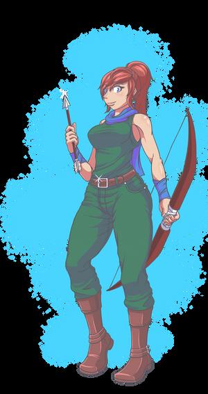 Ramdom gift - Artemis