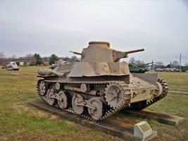 Type 95 Ha-Go by DarkWizard83