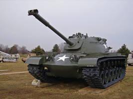 M-48 Patton by DarkWizard83