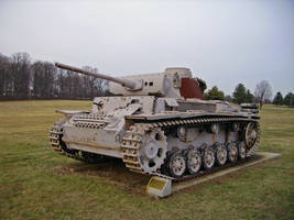 Panzer III Ausf. L by DarkWizard83