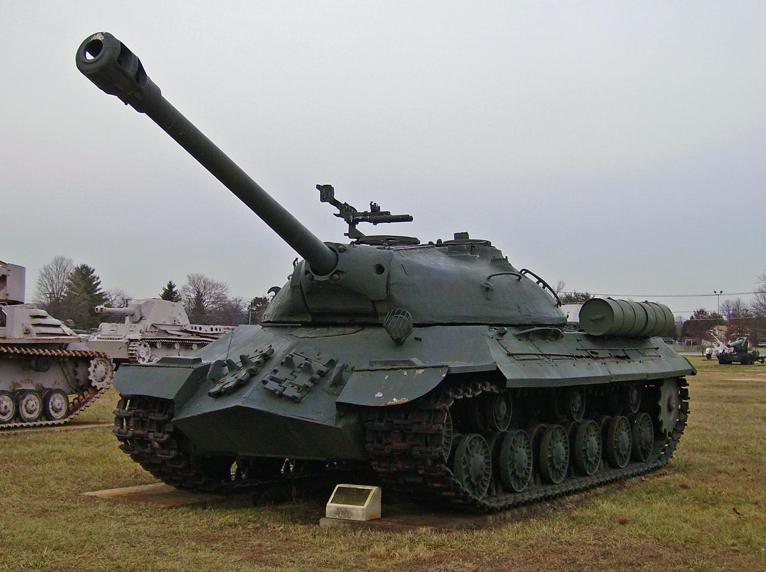 JS-3 Stalin JS_III_Heavy_Tank_by_DarkWizard83