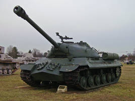 JS III Heavy Tank by DarkWizard83