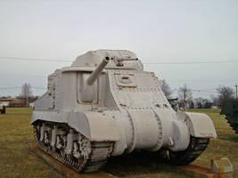 M3 General Lee Medium Tank by DarkWizard83