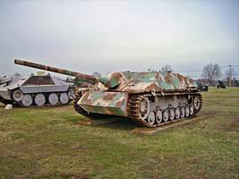 Jagdpanzer IV by DarkWizard83