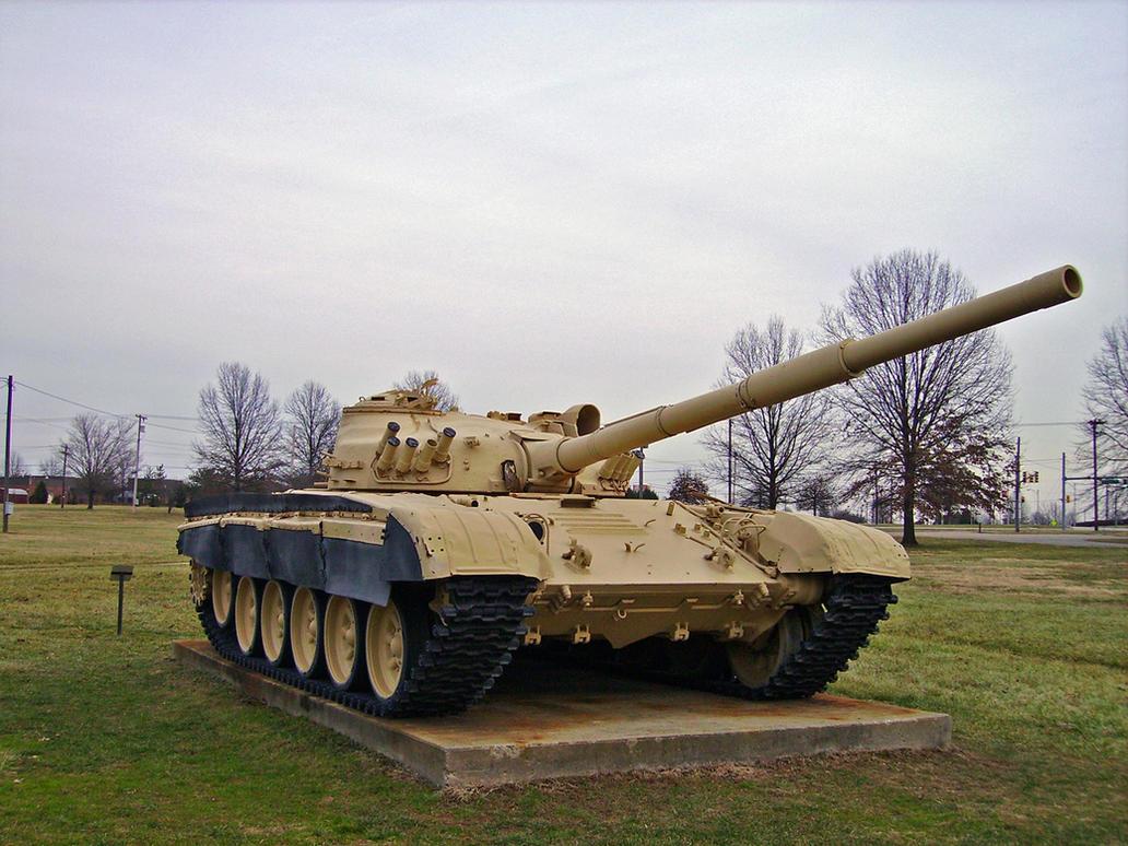 T-72 Main Battle Tank by DarkWizard83