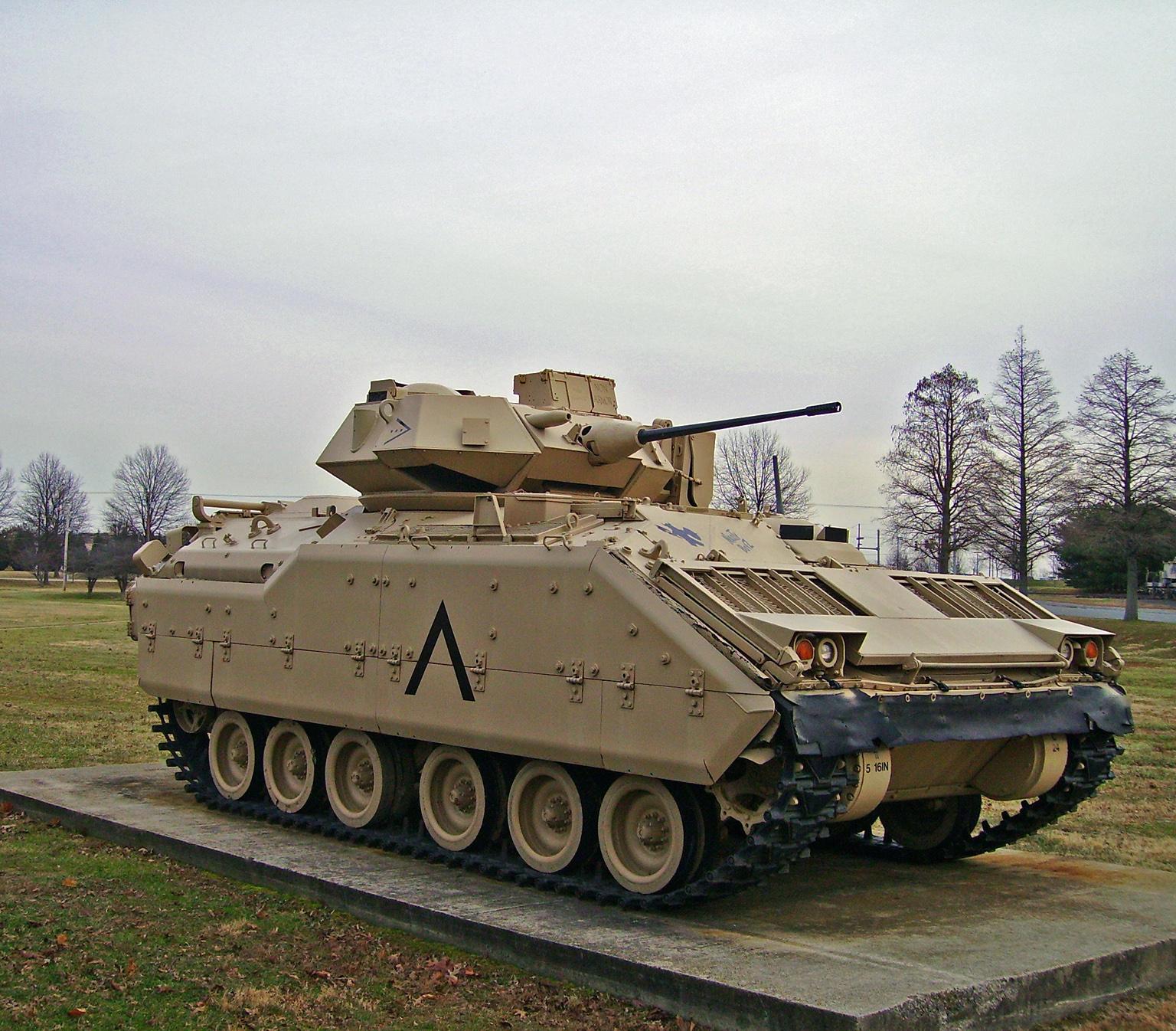 M2 Bradley IFV by DarkWizard83