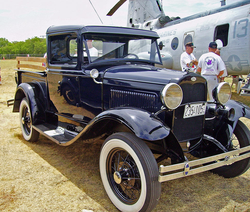 1931 Ford Model B Pickup by