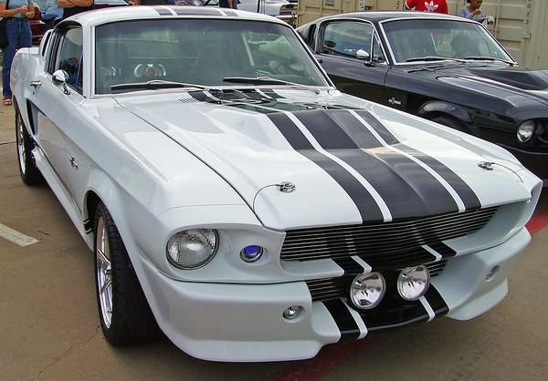 Shelby Racing Stripes by DarkWizard83