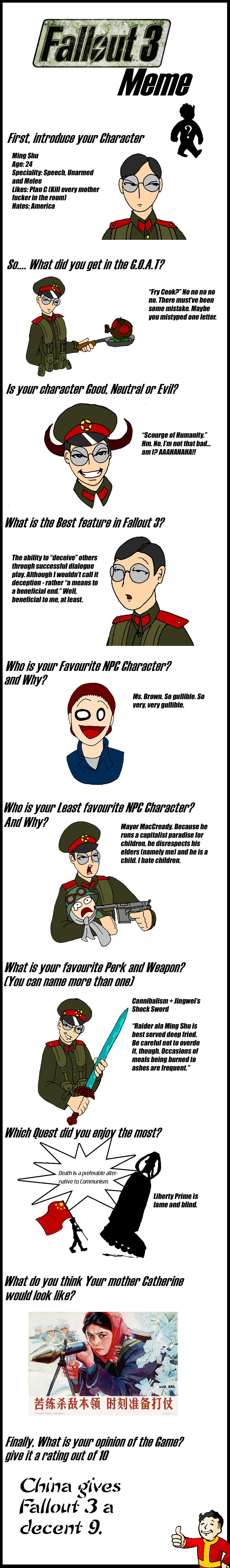 Fallout 3 Meme by AlexeiKazansky