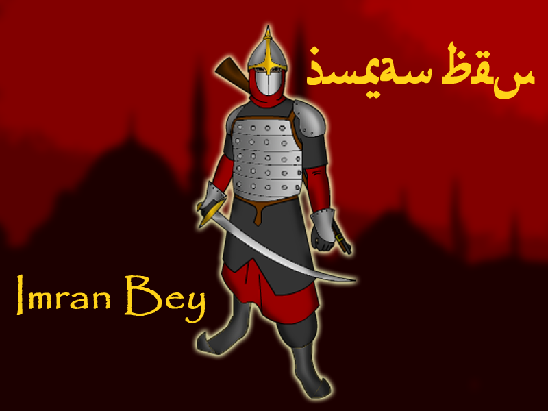 Imran Bey by AlexeiKazansky
