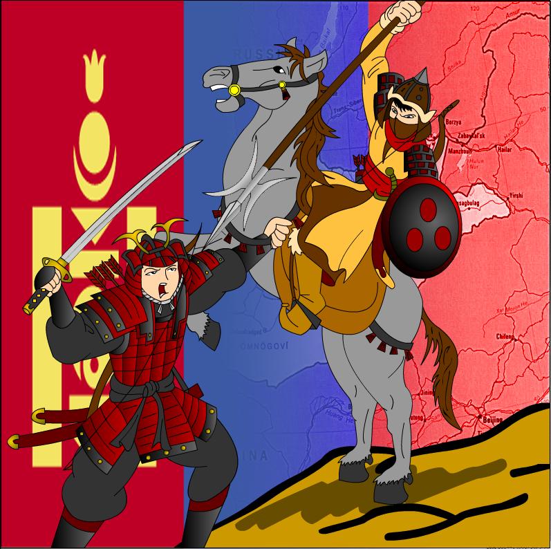 World Warriors - Manghud by AlexeiKazansky
