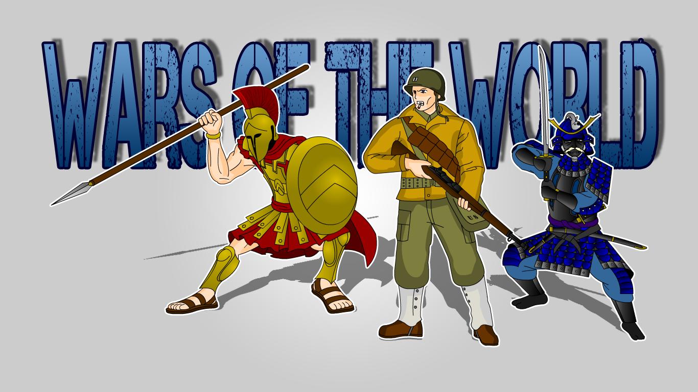 Wars of the World Banner by AlexeiKazansky