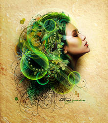 Think Green by Owhl
