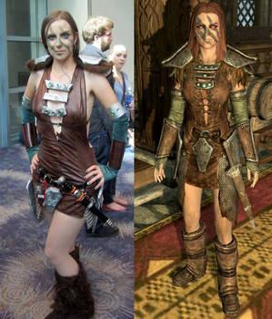 Aela comparison