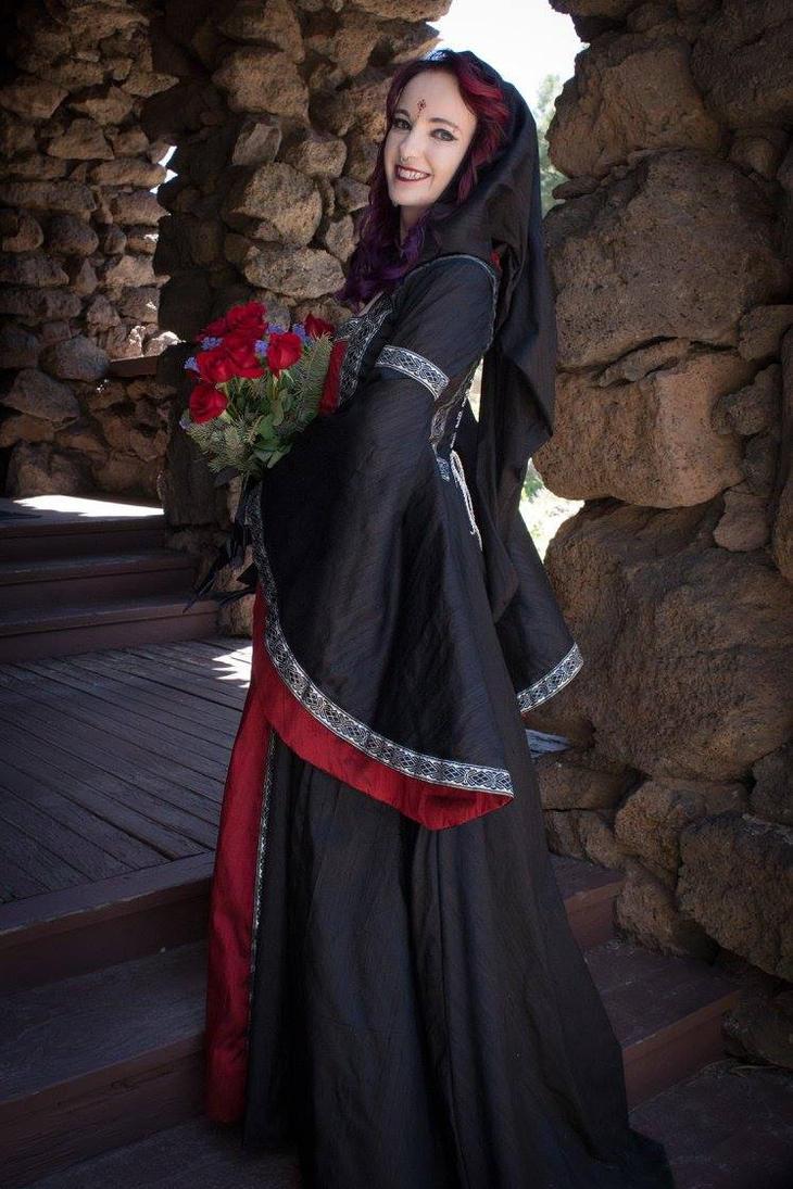 Gothic Wedding 2 by AliceDefect