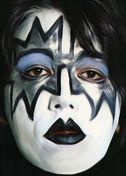 Ace Frehley Dynasty by petnick