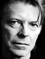 David Bowie by petnick