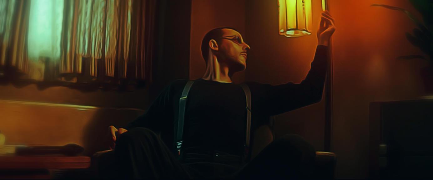 Leon portrayed by Jean Reno by petnick