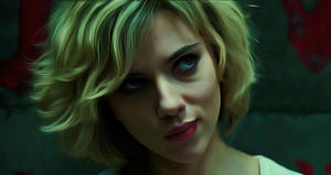'Lucy' played by Scarlett Johansson by petnick