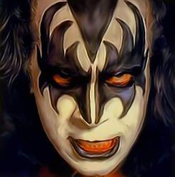Gene Simmons The Demon
