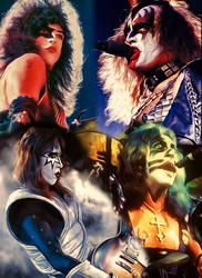 Kiss in Concert 1978