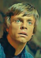 Luke Skywalker (Mark Hamill) by petnick