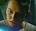 Rey by Daisy Ridley (The Last Jedi)