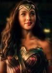 Wonder Woman Diana Prince by Gal Gadot