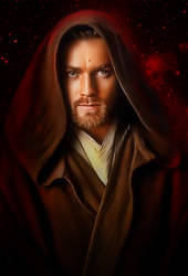 Obi Wan Kenobi by Ewan Mc Gregor by petnick