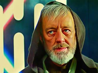Obi wan Kenobi last battle by petnick