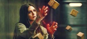 Elizabeth Olsen as Wanda Maximoff - Scarlet Witch