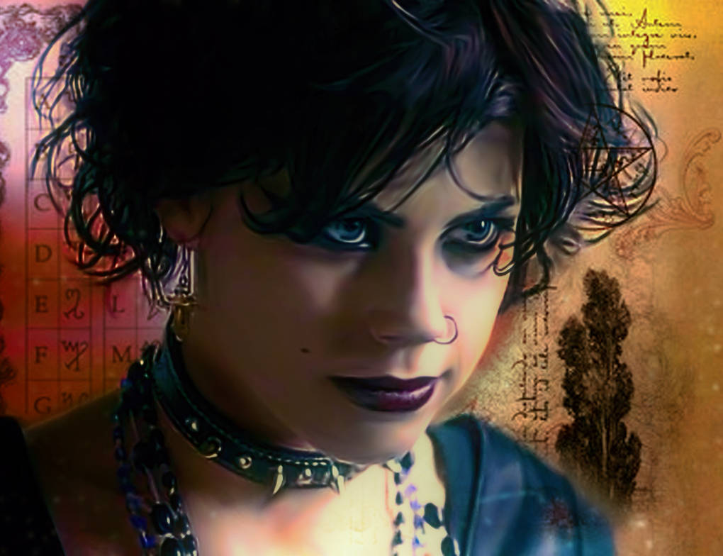 Fairuza Balk As Nancy Downs In The Craft By Petnick On -1942