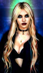 Taylor Momsen from the Pretty Reckless by petnick