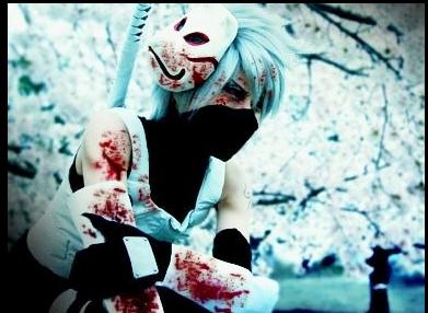 iku kakashi cosplayer 7 by silvereyedsurfer