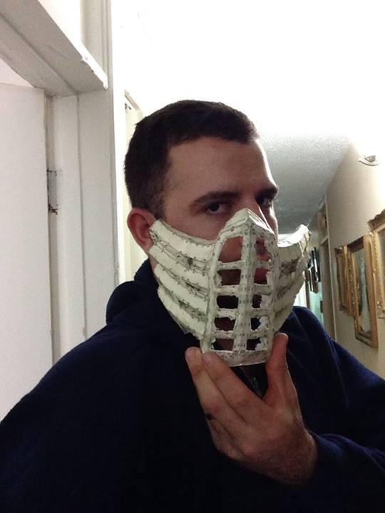 mortal kombat movie scorpion mask
