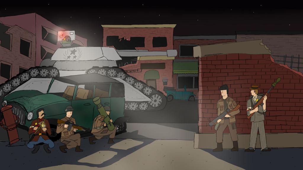Waiting to Strike by DesertGuerilla